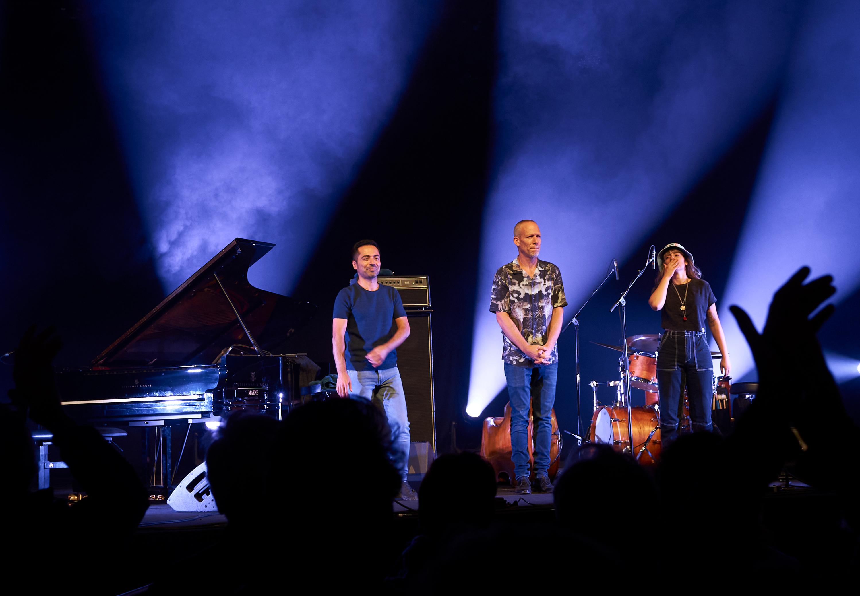 Avishai  Cohen trio - jazz Middelheim
